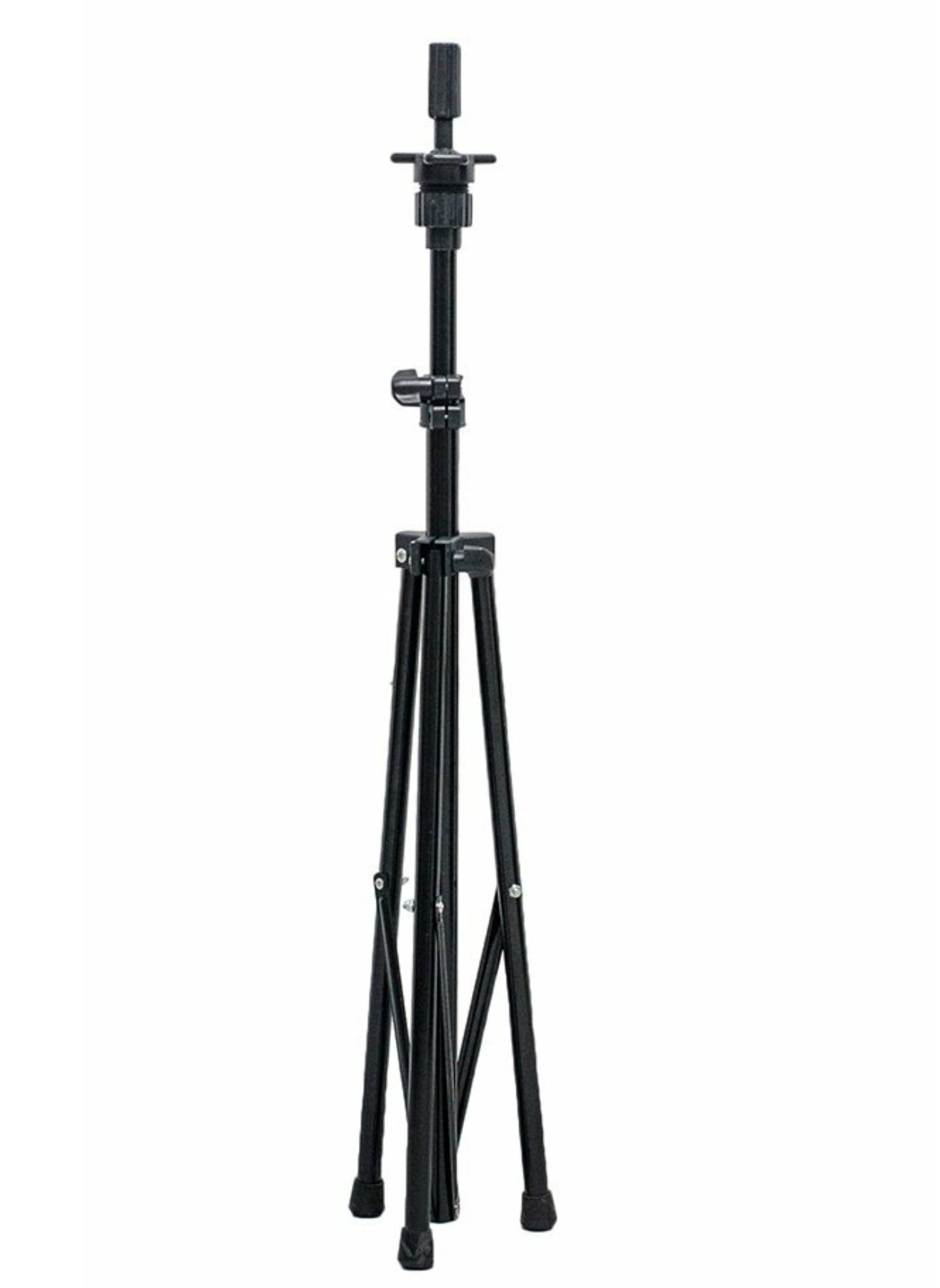 Metal Mannequin Tripod Stand Adjustable with Carry Bag