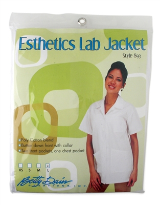 State board lab coat